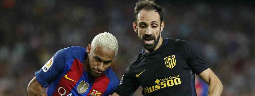 Mensajes cruzados entre Barça y Atlético por el duelo de Copa de Rey
