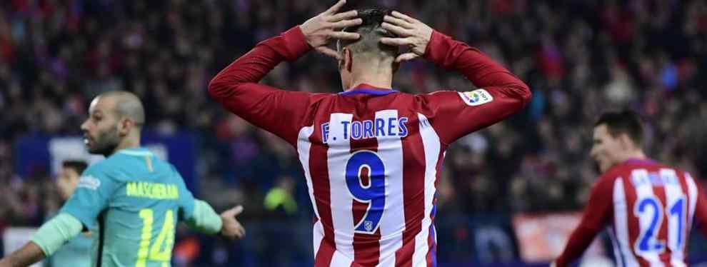 Los whatsapp en el vestuario del Atlético que destrozan al Barça
