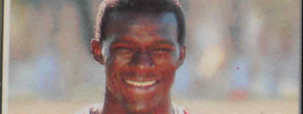 Eduardo Bennett, el hondureño que conquistó Argentina con goles