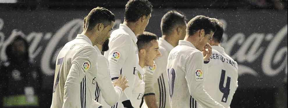 El Real Madrid derrota al Osasuna y sigue líder