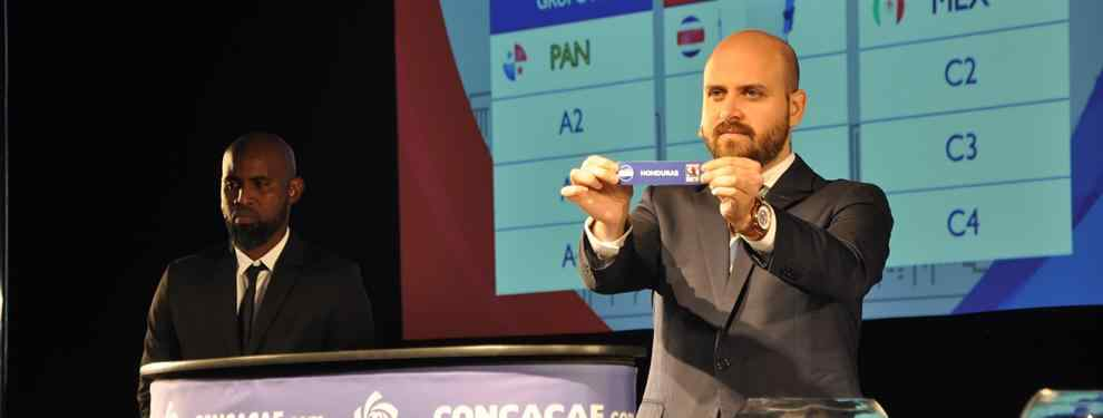 Clasificación y Calendario del Campeonato Sub-20 de CONCACAF 2017 en Costa Rica