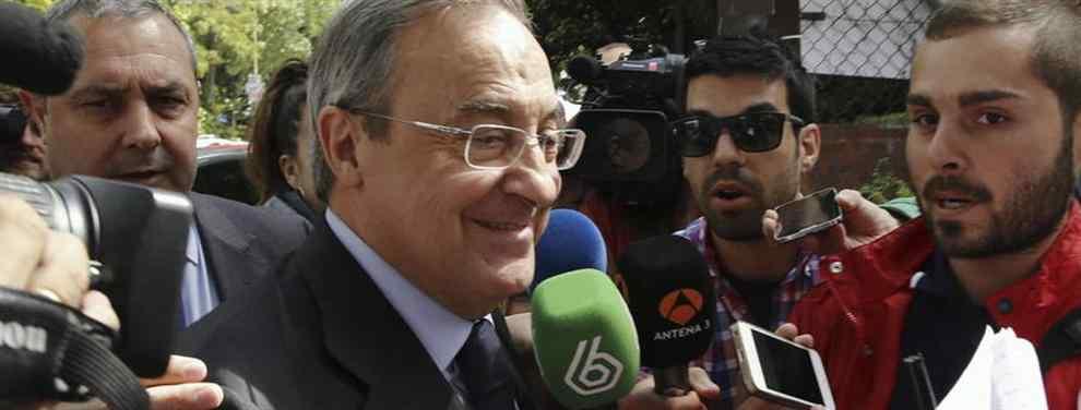 ¡Escuece! El emblema del Barça que le echa un cable a Florentino Pérez