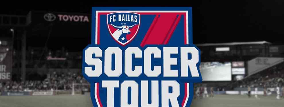 El FC Dallas enfrenta a Árabe Unido en la Conca-Champions