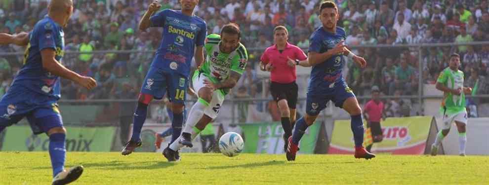Municipal no aprovechó el empate de Antigua GFC