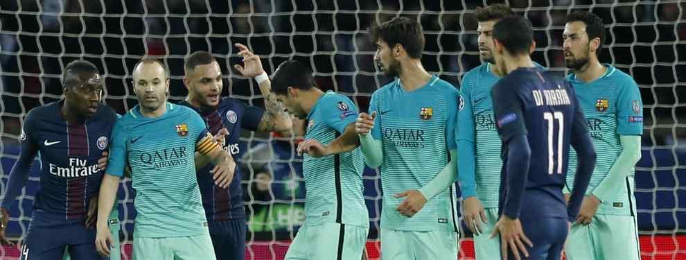 El crack del Barça que la lió con una fiesta tras la debacle ante el PSG