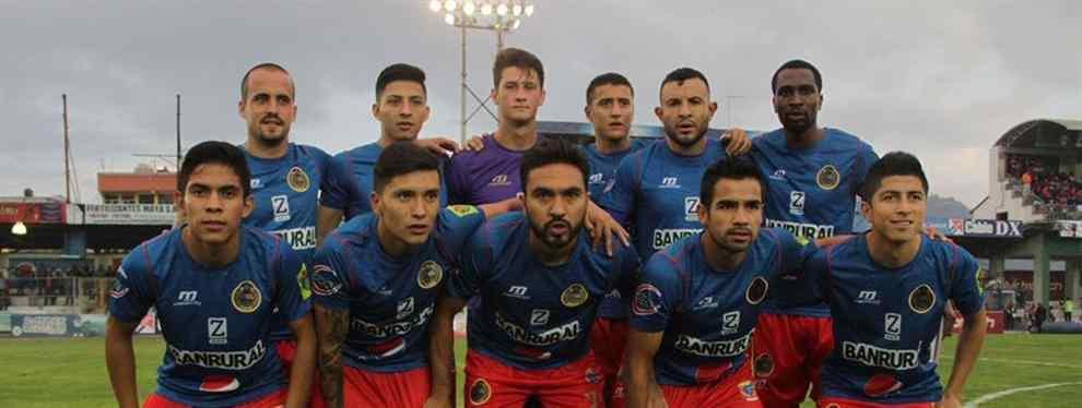 Municipal gana y toma liderato de fútbol guatemalteco