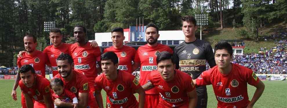 Municipal empata con Cobán pero sigue líder en el fútbol de Guatemala