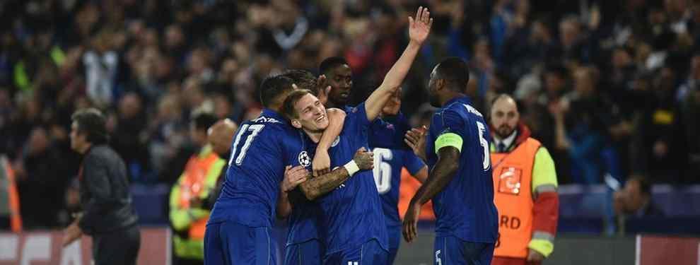 El Sevilla se borra de la Champions: las claves del triunfo del Leicester