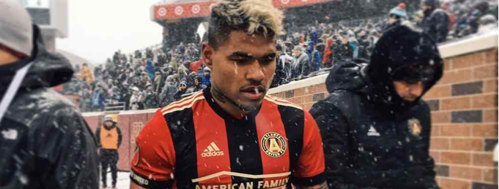De nuevo un latino el Jugador de la Semana en la MLS