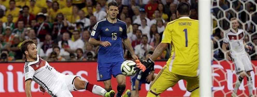 El verdugo de Argentina en el Mundial volvería a jugar recién la próxima temporada