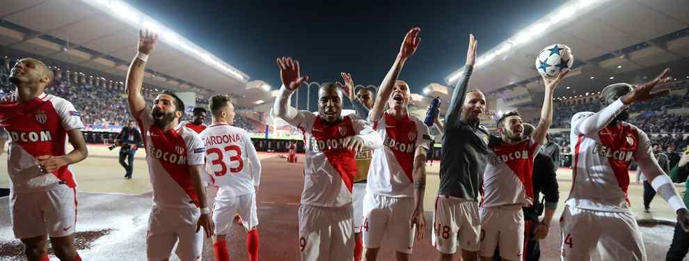 El Mónaco y el Atlético los últimos dos entre los 8 mejores