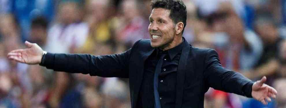 La reacción de Simeone al conocer que el rival es el 'deseado' Leicester