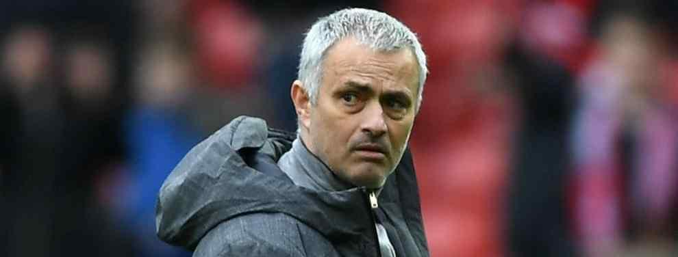 José Mourinho ha pedido al club de Old Trafford que vaya con todo a por este futbolista
