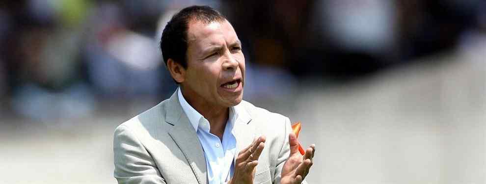 'Profe' Cruz pide que no le pesen las camisetas a los árbitros