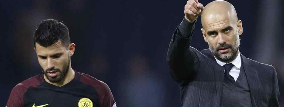 El sorprendente destino del Kun Agüero cuando deje el Manchester City