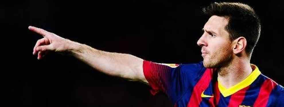 Lionel Messi exige a este refuerzo para continuar en el Barcelona