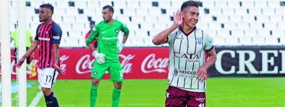Un doblete de Pol Fernández evitó que San Lorenzo alcance a Boca