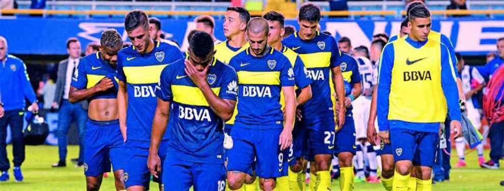 Dura derrota de Boca ante un Talleres que ganó con justicia