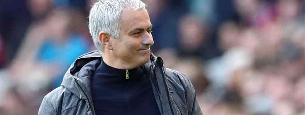 Las cinco cosas que no sabías de Mourinho en la entrevista más íntima
