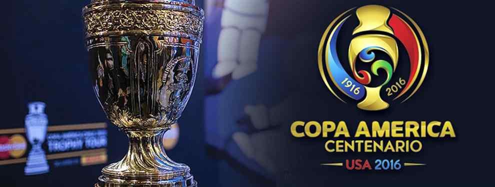 Conmebol se encuentra negociando para repetir Copa América en Estados Unidos