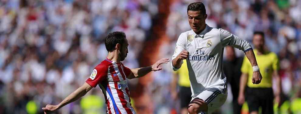 La bomba más dura del derbi apunta a Cristiano Ronaldo (y Zidane y Florentino pactan una salida)