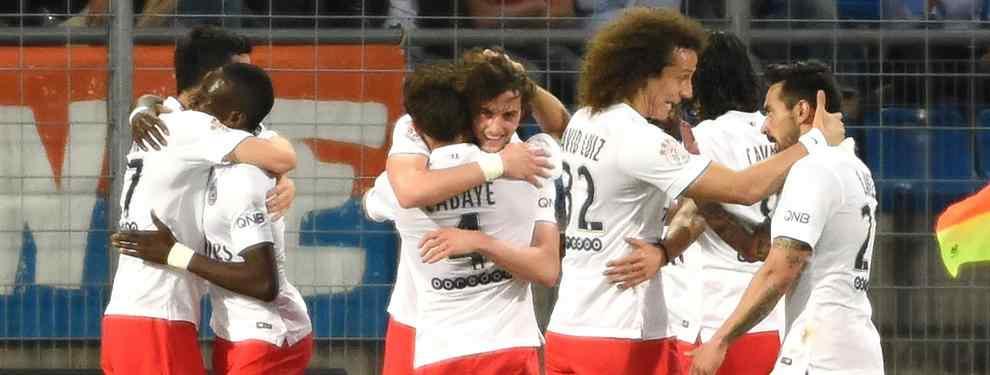El PSG vuelve a ser campeón de Francia por tercer año consecutivo