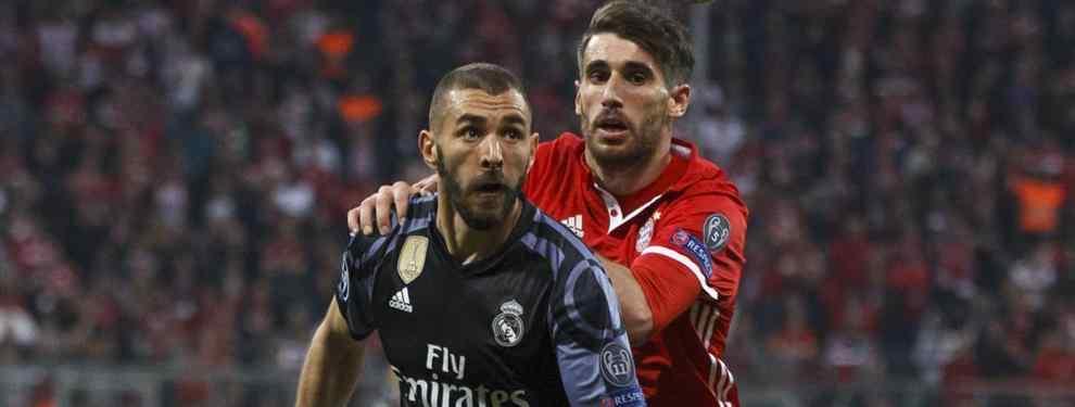 La oferta de Champions que se está pensando Benzema para salir del Real Madrid