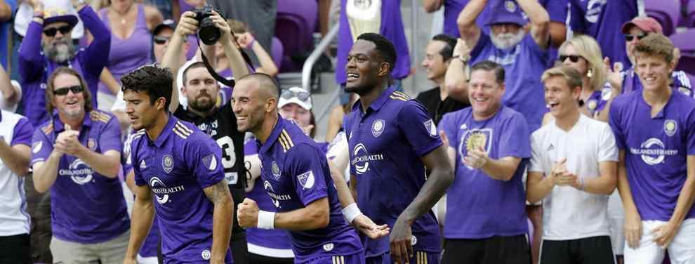 Con un Gol en el minuto 91 Orlando City logra su cuarto triunfo consecutivo como local