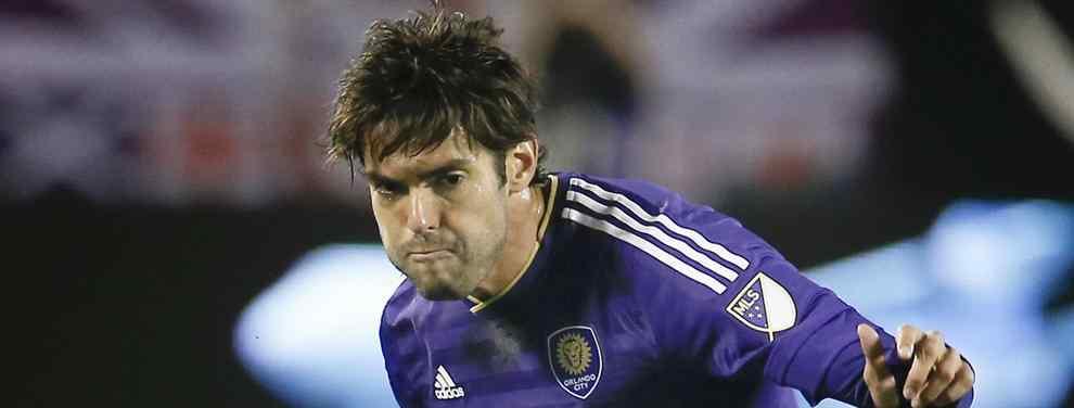Hay Kaká para un largo rato en Orlando y la MLS