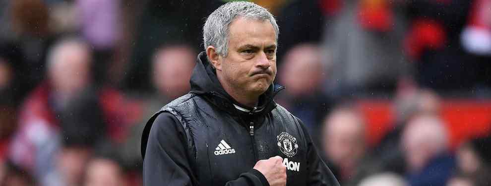 Mourinho deja al Atlético sin uno de los grandes objetivos de Simeone