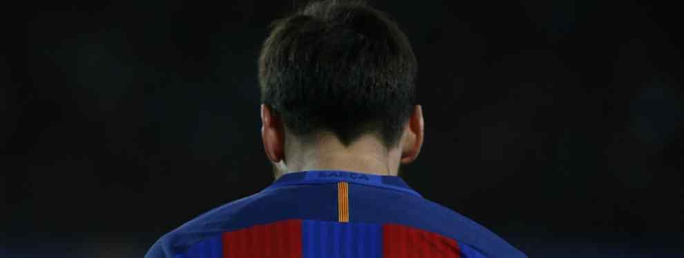 Messi sigue anotando nombres en su lista negra: ahora sumó a una estrella intocable