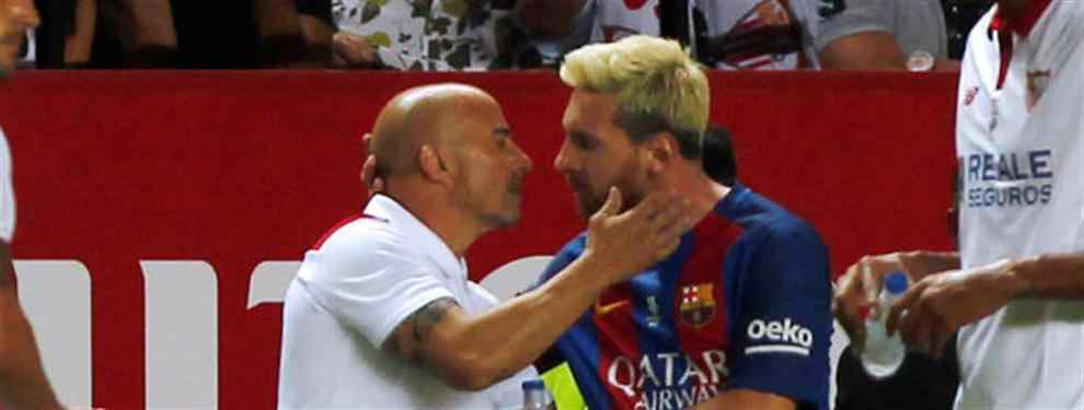 El día que Messi fichó a Sampaoli para Argentina con una frase demoledora