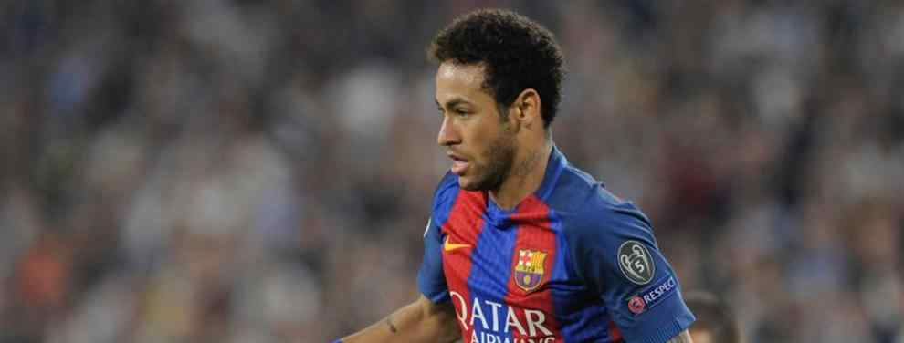 La estrategia desesperada del Barça para que Neymar juegue contra el Real Madrid
