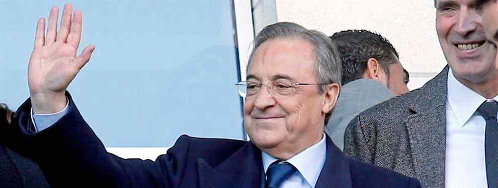 Florentino Pérez se guarda 100 millones para una traca final en el Real Madrid