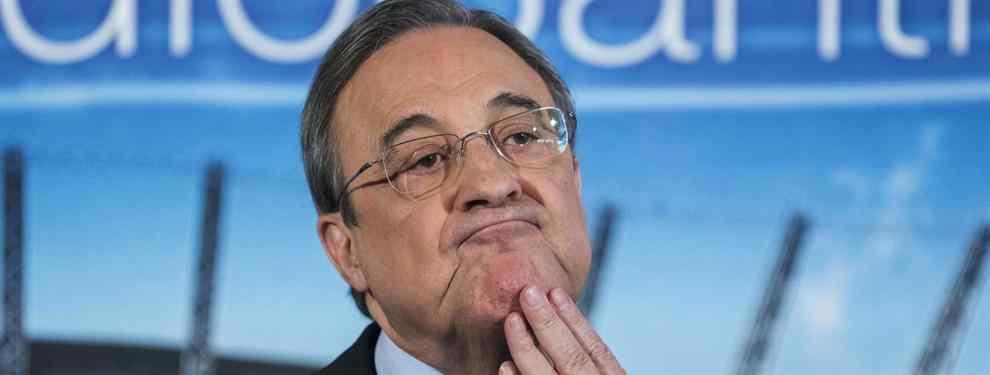 Florentino Pérez ya tiene precio sobre la mesa para robarle al Barça a la mayor perla de Venezuela