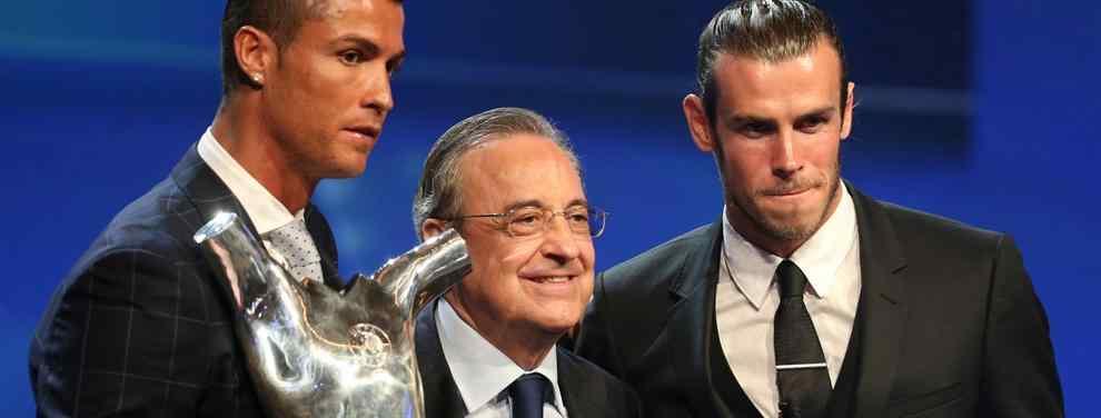 Lo que Cristiano Ronaldo pide (de verdad) a Florentino Pérez para no dejar tirado al Real Madrid