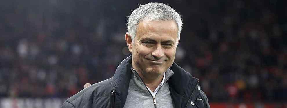 Mourinho pide al United que se gaste el dinero de Cristiano Ronaldo en un crack del Barça