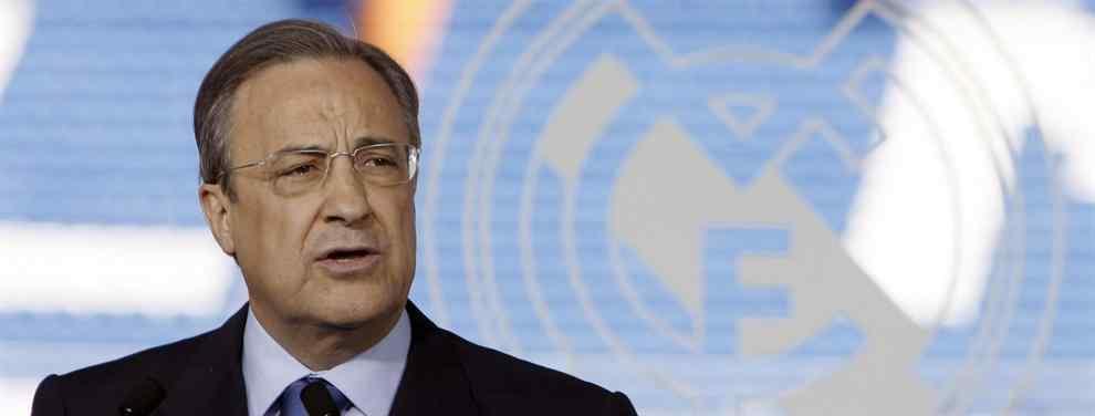 Florentino Pérez se pule la millonada del United por Morata en una llamada