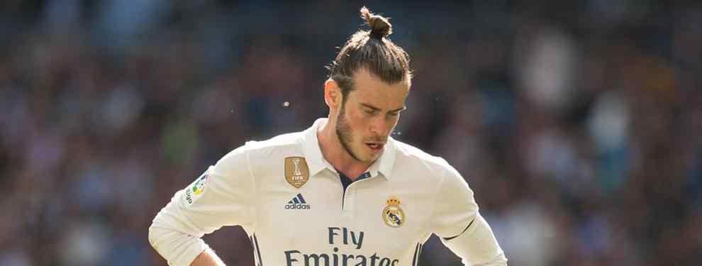 Este futbolista ha reemplazado al galés en las preferencias del máximo dirigente madridista