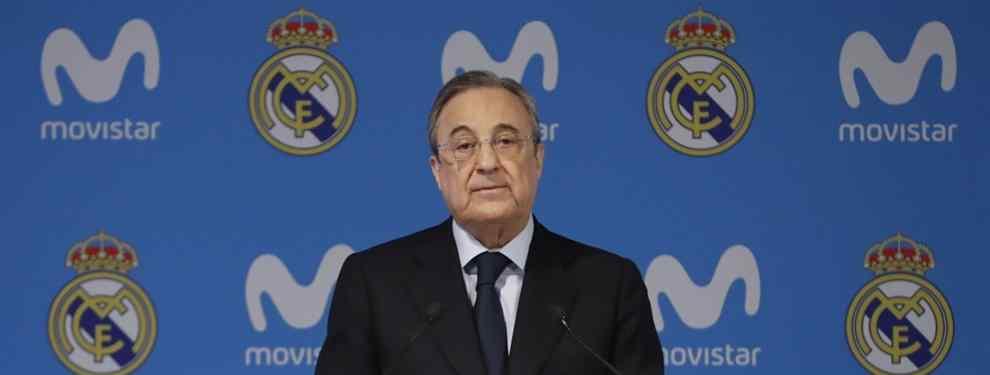 Este futbolista le ha lanzado un ultimatum en toda regla al Real Madrid