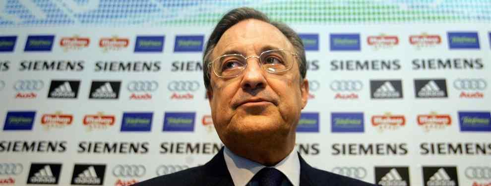 Florentino Pérez prepara 60 millones para un fichaje que romperá el Real Madrid