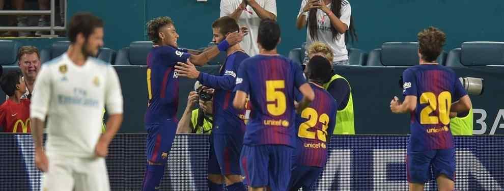 El jugador del Barça que rescata Valverde y el que descarta tras el duelo ante el Real Madrid