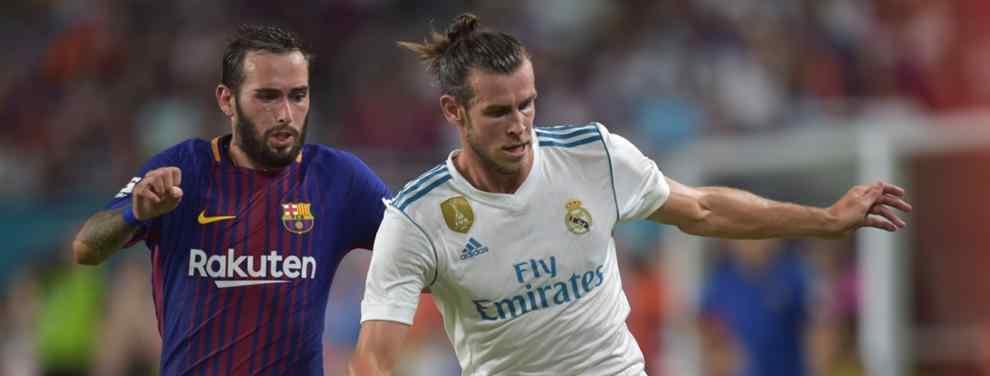 El whatsapp de Gareth Bale que pone patas arriba al vestuario del Madrid