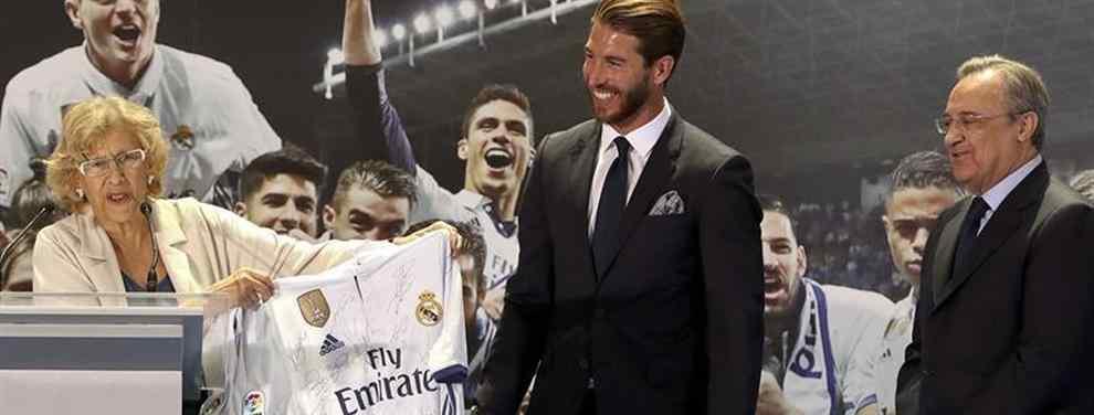 Sergio Ramos avisa a Florentino Pérez: la locura millonaria que pone patas arriba al Real Madrid