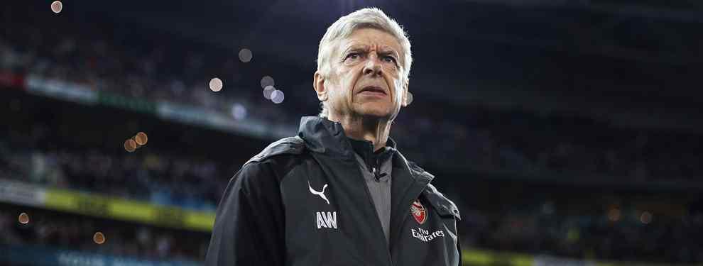 El Arsenal plantea un cambio de cromos con el Real Madrid