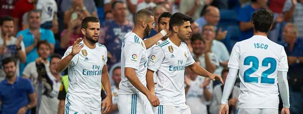 Zidane tiene un nuevo lío en el vestuario blanco