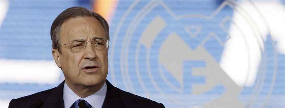 Florentino Pérez busca el más difícil todavía