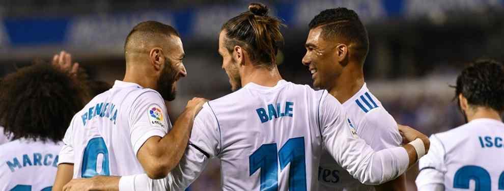 Nuevo foco de conflicto en el Santiago Bernabéu