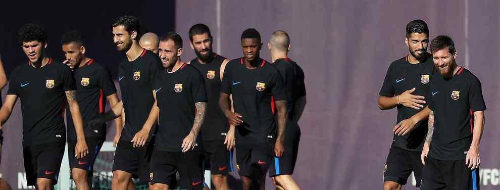 El jugador que iba para crack y ya es un problema en el Camp Nou