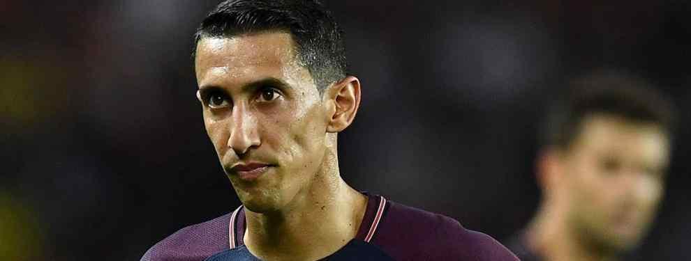 Sale a la luz el precio que no quiso pagar el Barça por el fichaje de Di María